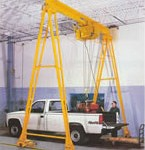 A-Frame Gantry Lifting System