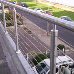 Balustrading with Steel Architectural Rigging