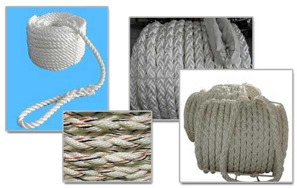 Mooring & Tow Ropes