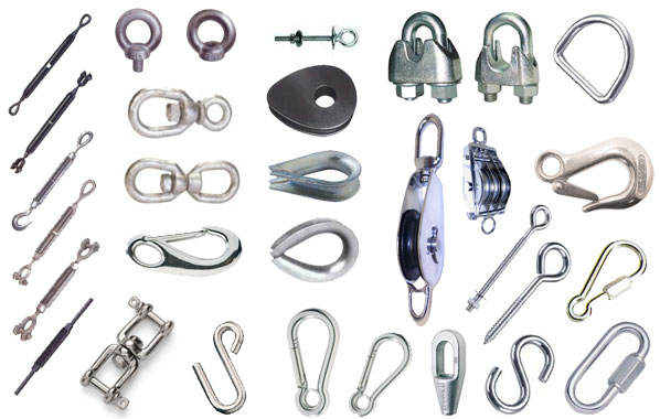 Rope Fittings