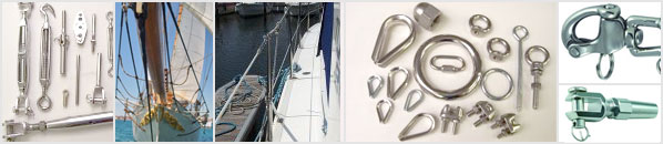 Marine Rigging Fittings